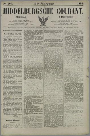 Middelburgsche Courant 1882-12-04