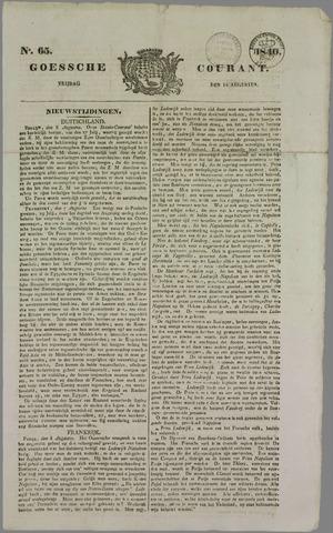 Goessche Courant 1840-08-14