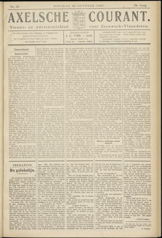 Axelsche Courant 1927-10-25