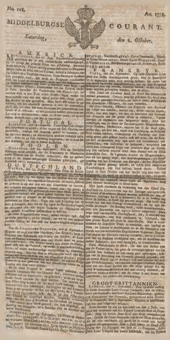 Middelburgsche Courant 1779-10-02