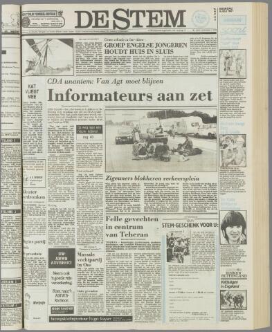 de Stem 1981-07-06