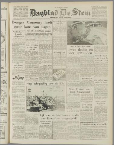de Stem 1957-06-11
