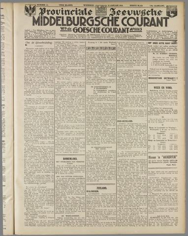 Middelburgsche Courant 1935-01-16