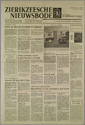 Zierikzeesche Nieuwsbode 1963-03-04