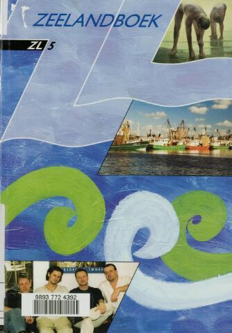Zeelandboek / Zeeuws jaarboek 2001-01-01