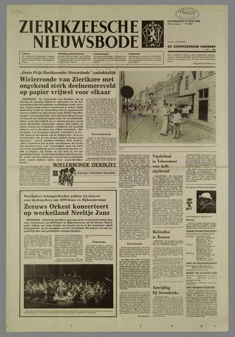 Zierikzeesche Nieuwsbode 1983-07-21