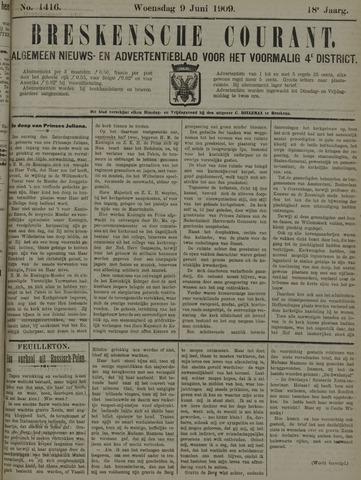 Breskensche Courant 1909-06-09