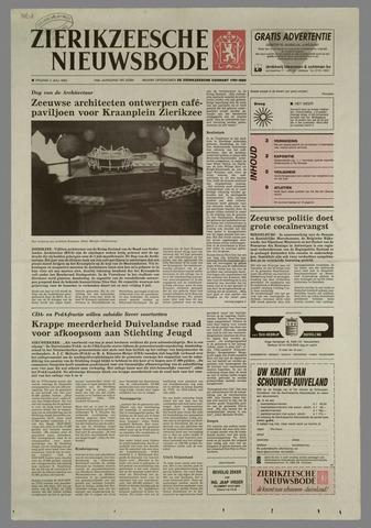 Zierikzeesche Nieuwsbode 1993-07-02