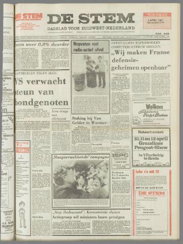 de Stem 1980-04-09