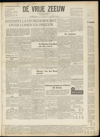 de Vrije Zeeuw 1951-04-04