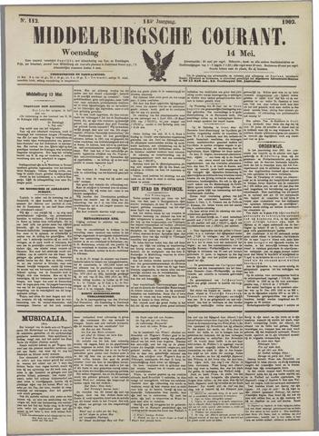 Middelburgsche Courant 1902-05-14