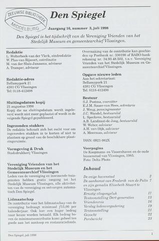 Den Spiegel 1998-07-01