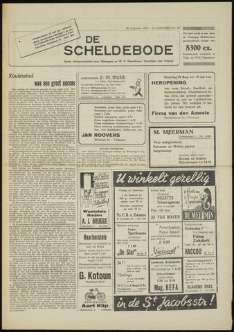 Scheldebode 1950-08-25
