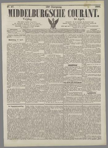 Middelburgsche Courant 1895-04-12