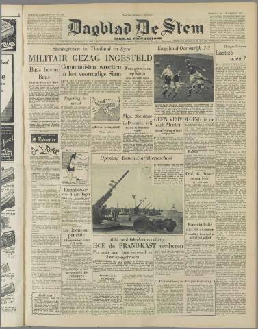 de Stem 1951-11-30