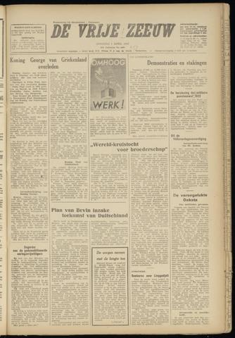 de Vrije Zeeuw 1947-04-02