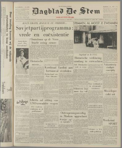 de Stem 1961-07-31