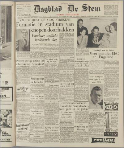 de Stem 1963-07-12