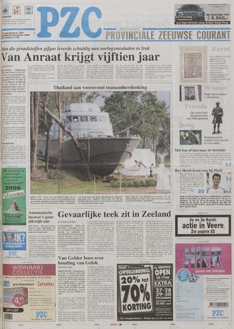 Provinciale Zeeuwse Courant 2005-12-24