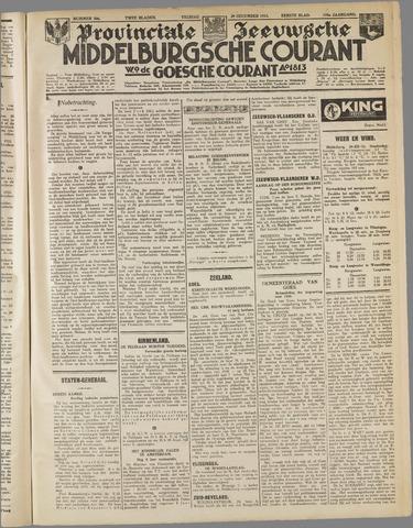 Middelburgsche Courant 1933-12-29