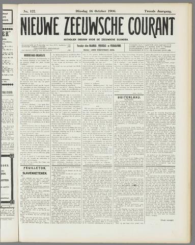 Nieuwe Zeeuwsche Courant 1906-10-16