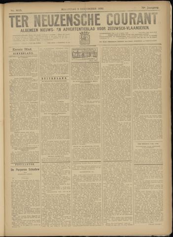 Ter Neuzensche Courant. Algemeen Nieuws- en Advertentieblad voor Zeeuwsch-Vlaanderen / Neuzensche Courant ... (idem) / (Algemeen) nieuws en advertentieblad voor Zeeuwsch-Vlaanderen 1930-12-08