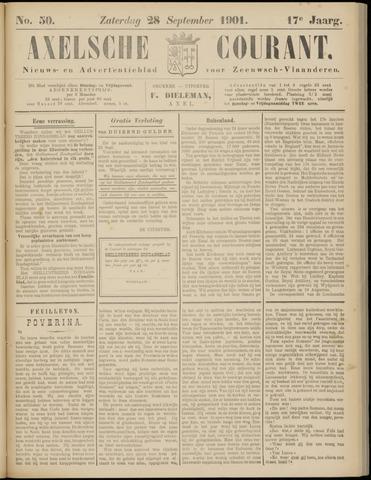 Axelsche Courant 1901-09-28