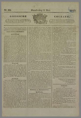 Goessche Courant 1845-05-01
