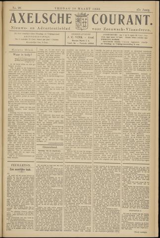 Axelsche Courant 1932-03-18