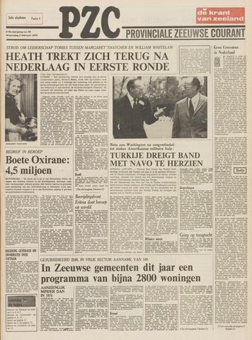 Provinciale Zeeuwse Courant 1975-02-05