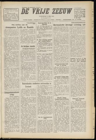de Vrije Zeeuw 1948-07-14