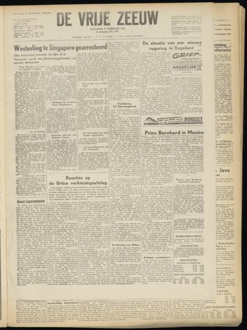 de Vrije Zeeuw 1950-02-27