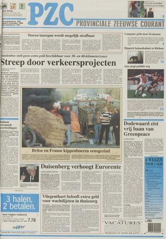 Provinciale Zeeuwse Courant 1999-11-05