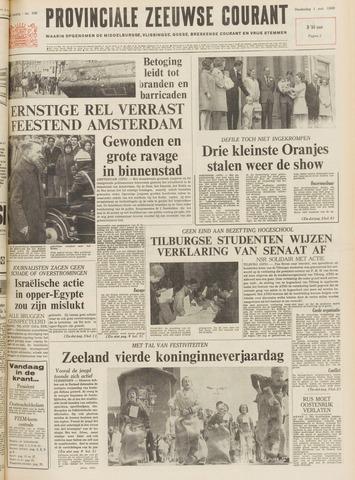 Provinciale Zeeuwse Courant 1969-05-01
