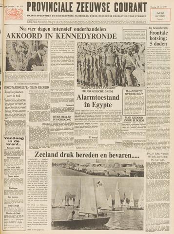 Provinciale Zeeuwse Courant 1967-05-16