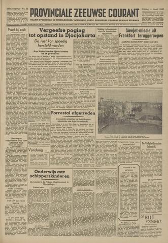 Provinciale Zeeuwse Courant 1949-03-04