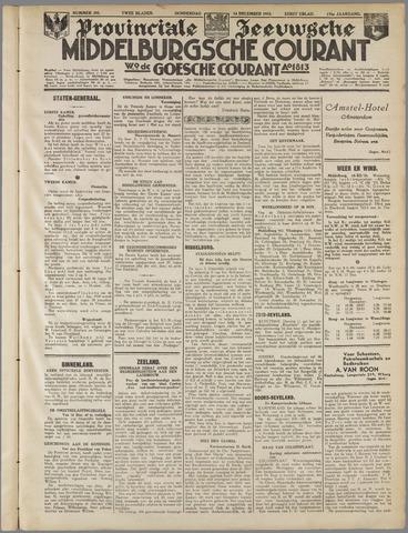 Middelburgsche Courant 1933-12-14