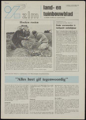 Zeeuwsch landbouwblad ... ZLM land- en tuinbouwblad 1990-09-07