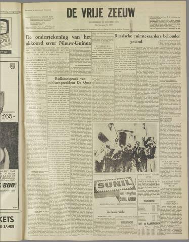 de Vrije Zeeuw 1962-08-16