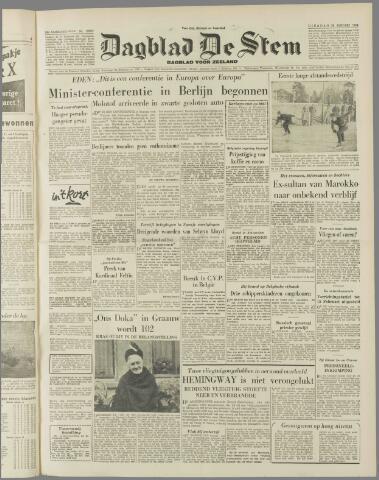 de Stem 1954-01-26