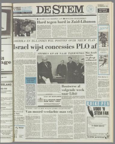 de Stem 1985-02-25