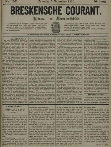 Breskensche Courant 1910-11-05