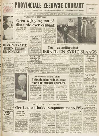 Provinciale Zeeuwse Courant 1970-02-02