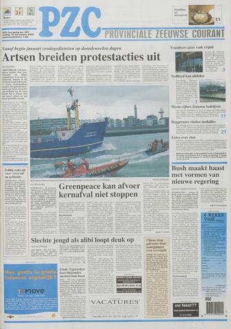 Provinciale Zeeuwse Courant 2000-12-15