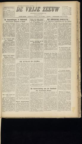 de Vrije Zeeuw 1948-11-29
