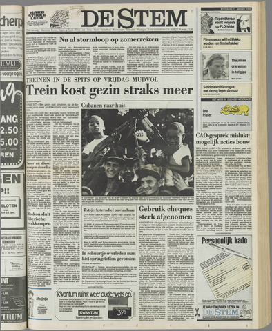 de Stem 1989-01-11