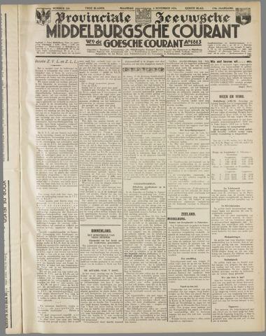 Middelburgsche Courant 1935-11-04