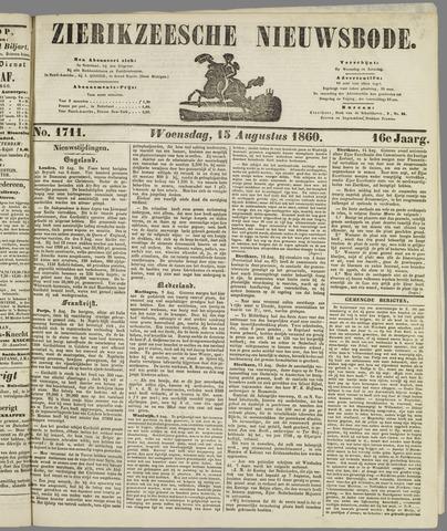 Zierikzeesche Nieuwsbode 1860-08-15