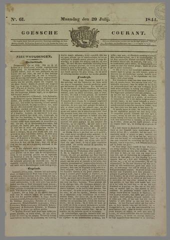 Goessche Courant 1844-07-29