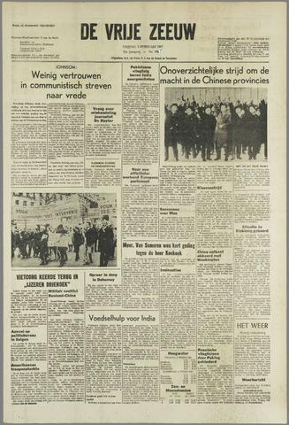 de Vrije Zeeuw 1967-02-03